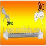 Transparentes Glass Tuber Heater in Refrigerator