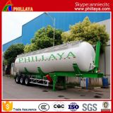 Semi Cement Concrete Bulk Tanker Trailer
