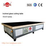 De hand Geneigde Machine van het Glassnijden