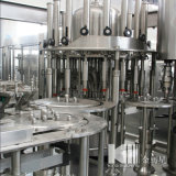 병에 넣어진 무기물/순수한 물 생산 공장