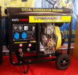 5kw/5kVA Welder Generator/Welding Generator