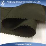 Impermeabilizar la tela tejida nilón de la chaqueta de bombardero de la tela cruzada 272t del 100% para el Windbreaker