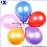 空気が付いている金属気球は気球の真珠カラー気球を膨脹させる
