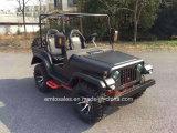 150cc vollautomatisch mit neuem Rückjeep
