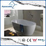支えがないアクリルのヨーロッパ式の浴槽(AME15032)