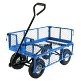 Aço de alta qualidade Meshed Garden Cart \ Garden Tool