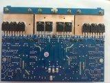 4 canales de alta potencia de sonido amplificador de potencia estándar para la Iglesia