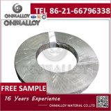 0.02mm*1j85strip, мягкий магнитный сплав, Supermalloy, магнитный защищать, яркая поверхность, свободно образец, быстрая поставка