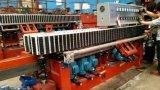 Окаймляющ линию кромкозагибочную машину 9 моторов стеклянную прямую (Bzm9.325)