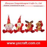 Decoratief van Kerstmis van de Decoratie van Kerstmis (zy14y255-1-2-3) Zachte Opblaasbare Gevulde draagt Stuk speelgoed