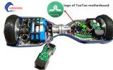 Het nieuwe Elektrische Mini Slimme Saldo Hoverboard van Twee Wiel met Spreker Bluetooth
