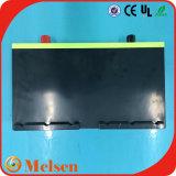 Batterie rechargeable lithium-polymère Cellule de batterie à plat LiFePO4 12V 24V 36V 48V 72V 96V 110V 144V 100Ah 200AH EV Pack de Batterie Li-ion