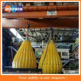 Fabricante China prueba del peso de la grúa de la bolsa de agua