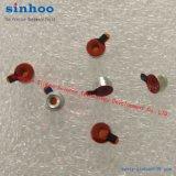 Mutter der Smtso-M2.5-1.5et Schweißungs-Mutteren-/gedruckte Schaltkarte/Bandspule-Paket, Hersteller, Aktien, Messingbandspule