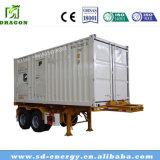 Énergie renouvelable populaire mondiale 50 Kw Biogas Generator
