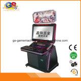 Videospelletjes Tekken 3 van de Opdringer van het muntstuk 3D 4D de Machine van de Arcade