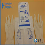 Wegwerfbares Latex Surgical Gloves für Medical Use