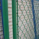 Rete metallica saldata ricoperta PVC galvanizzata tuffata calda