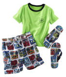 Costume de sports d'enfants OEM afin