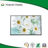 10.1 écran couleur du TFT LCD 1024X600 de pouce avec la surface adjacente de Lvds
