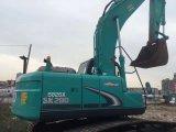 Máquina escavadora usada quase nova Kobelco 200-8