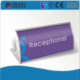 Single Sign Side Aluminum Wall Mounted
