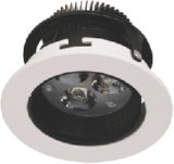 3With5With7With9W DEL Downlight pour éclairage intérieur/commercial (LAA)