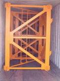 L68b1 Fish Plate Mast Section/Tower Crane Spare Parts 또는 Split Crane Mast