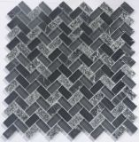 Nuevo azulejo de mosaico de Chevron