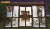 Het recentste Intelligente Glas Sunroom van de Tuin van het Aluminium van het Dakwerk