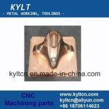 Kundenspezifischer Qualitäts-Kupfer/Messing drehenpräge-CNC maschinelle Bearbeitung