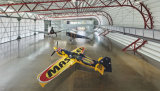 Prefabricated 금속 헬기 전시실 (KXD-SSB1332)