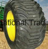 Landwirtschaftliche Maschinerie-Schwimmaufbereitung-Schlussteil-Reifen des Bauernhof-Trc-03 650/50-22.5 für Spreizer, Erntemaschine, Tanker-Sortierfächer