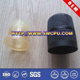 Coperchio a vite rotondo di plastica nero/spina dei pp per il tubo