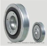 Демфер вибрации кручения/шкив кривошина на Opel 0614571
