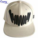 Высококачественная кожа Snapback Red Hat с завода в Китае
