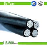 Fabricante do cabo de China no cabo elétrico de Henan