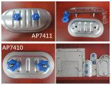 Portello di accesso d'acciaio placcato zinco del condotto per l'impianto idraulico/condotti/pareti ecc AP7411