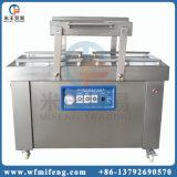 Quarto Duplo automático de colagem de vácuo para carne de frango