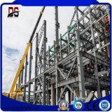 Большие Span стали структуры завода с CE сертификации