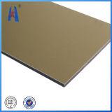Panneau composé en aluminium d'ACP de PVDF (bon pour le dépliement)