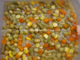 Boa qualidade Bom preço Conservas de legumes mistos