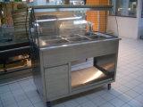 La comida caliente Disply contador con el taumaturgo (SKZS-12)