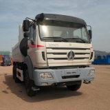 중국 트럭 Beiben 10 짐수레꾼 팁 주는 사람 트럭 쓰레기꾼 트럭