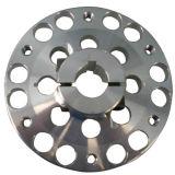 Präzisions-maschinelle Bearbeitung von Metallplatten