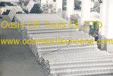Tipo envuelto alambre fabricante de la soldadura Ss304L Johnson de China de los filtros para pozos del agua
