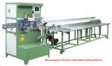 Máquina de corte del cable de la alta precisión del microordenador
