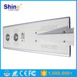Período de garantia de 2 anos COB 70W Solar LED Street Light