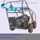 Producto de limpieza de discos de la presión de Hgih con la máquina automática de la succión