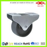 Rotelle girevoli di plastica fisse della mobilia (D101-30B015X12)